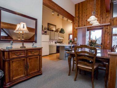 Executive Suite, Kandahar Lodge at Whitefish Mountain Resort