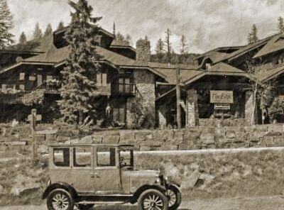 History of Kandahar, Kandahar Lodge at Whitefish Mountain Resort