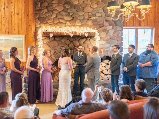 Weddings, Kandahar Lodge at Whitefish Mountain Resort